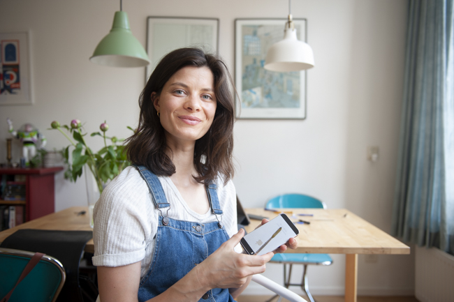 Interview met Sophie Deahl, reparateur in wording