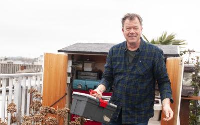 Frank Met over zijn favoriete gereedschap, blije mensen en tastbare dingen repareren