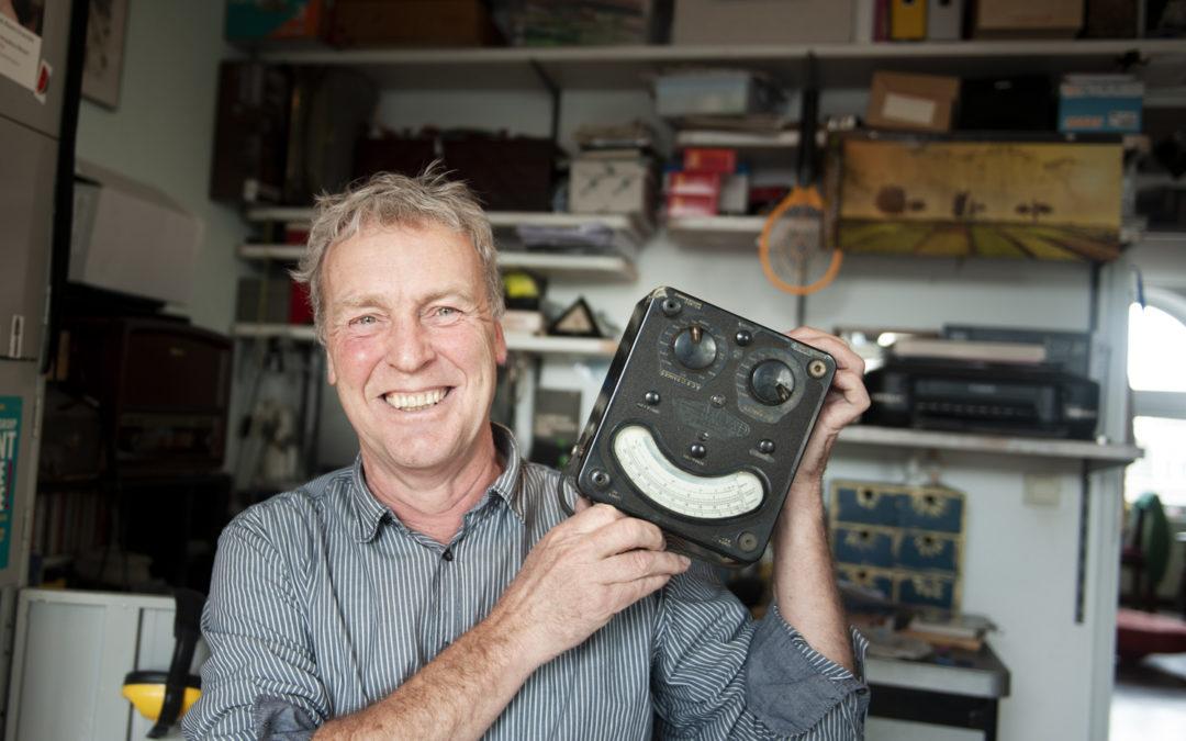 Vragen aan computermonteur en reparateur Sjaak Besseling